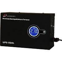 ИБП (UPS) линейно-интерактивный Luxeon UPS-500L