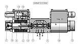 Искробезопасный гидрораспределитель PONAR типа IWE6, фото 2