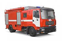Аренда пожарной автоцистерны КрАЗ 5401Н2