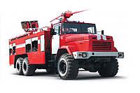 Аренда пожарного автомобиля КрАЗ 63221