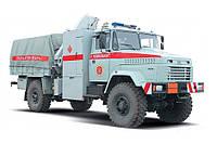 Аренда специального автомобиля КрАЗ 5233ВЕ Сапер