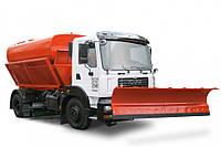 Аренда комбинированной дорожной машины КрАЗ 5401Н2