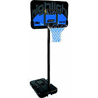 Стойка баскетбольная (мобильная) Spalding Highlight Port. blue (77453CN)