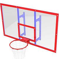 Щит баскетбольный Inter Atletika УТ409.1