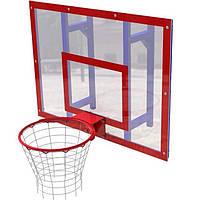 Щит баскетбольный Inter Atletika УТ405.1