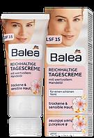Дневной крем для чувствительной кожи лица Balea Tagescreme