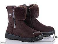 Женские модные  ботинки