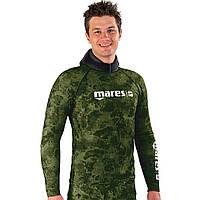 Гидрокостюм мокрый Mares Rash Guard Camo Green Jacket (422440)