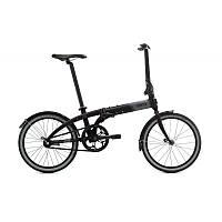 Велосипед складной Tern Link Uno / рама OS (черный/серый)