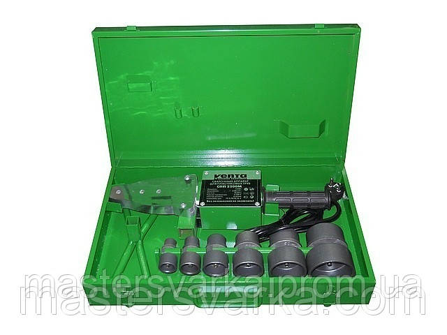 Паяльник для сварки полипропиленовых (пластиковых) труб VENTA СПП 2200М