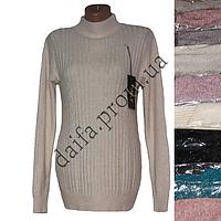 Женский свитер Q205 (р-р 46-48) оптом в Одессе. Интернет-магазин Daifa.