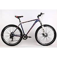 Велосипед горный (MTB), кросс-кантри Ardis Discovery 29 / рама 21 (белый/синий)