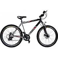 Велосипед горный (MTB), кросс-кантри Ardis Jetix MTB 26 / рама 19 (серебристый/черный)
