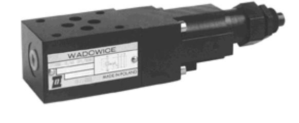 Редукционный клапан UZRR6X Ponar