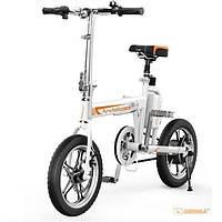 Электровелосипед Airwheel R5T 214,6WH белый (6925611240055)