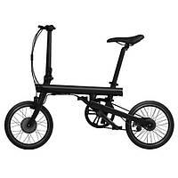 Электровелосипед складной Xiaomi MiJia QiCycle Folding Electric Bike EF1 Black