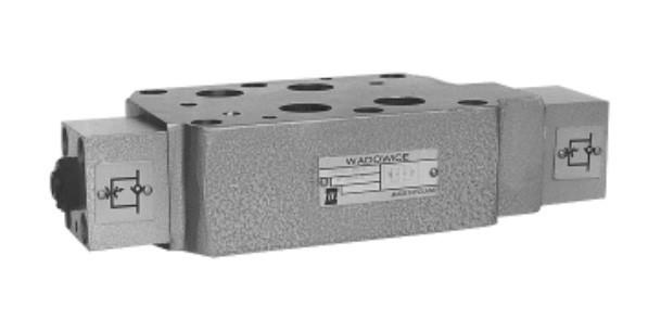 Дросель із зворотним клапаном Z2FS22X Ponar