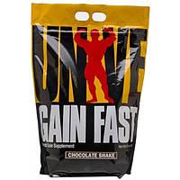 Гейнер Universal Nutrition Gain Fast 3100 4540 g /20 servings/ Chocolate