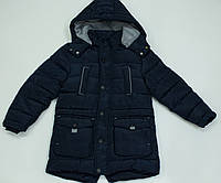 Теплая куртка  на мальчика  рост 146-152 см, фото 1