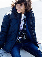Демисезонная куртка для мальчика от 8 до 14 лет. Tiffosi, фото 1