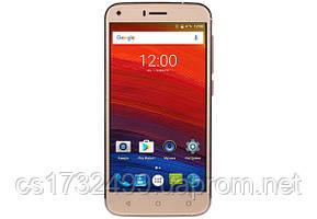Мобильный телефон Bravis A506 Crystal gold