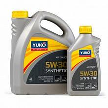 Масло yuko SYNTHETIC 5W-30
