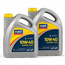 Масло YUKO SUPER GAS 10W-40