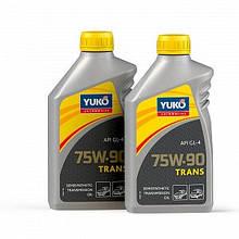 Масло YUKO TRANS 75W-90