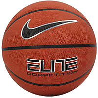 Мяч баскетбольный Nike Elite Competition 8 panel 7 BB0446-801
