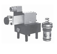 Встраиваемый клапан типа UZRS25X