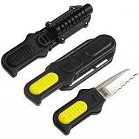 Нож для дайвинга и подводной охоты Underwater Kinetics Нож Remora Titanium Blunt