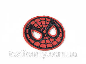 Нашивка человек паук / spider man 50 мм, фото 2