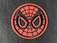 Нашивка человек паук / spider man 50 мм