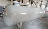 Автоцистерна DOĞUMAK DM-STORAGE 10 м3 для перевезення газу, фото 2