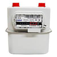 Счетчик газа Metrix G-1,6