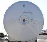 Автоцистерна YILTEKS LPG Storage Tank 115м3 для перевозки газа, фото 3