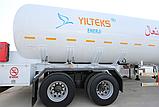 Автоцистерна YILTEKS LPG SKID PLANT 10м3 для перевозки газа, фото 3