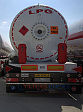 Автоцистерна  YILTEKS LPG Semi-Trailer  45 M3 для перевозки газа, фото 2