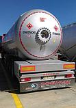 Автоцистерна DOĞUMAK LPG PROPAN-BUTAN 46м3 для перевезення газу, фото 2