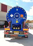 Автоцистерна YILTEKS Semi Trailer LPG Tank 57m3 для перевозки газа, фото 2