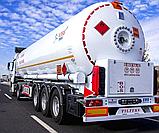 Автоцистерна YILTEKS LPG Trailer - ASME and ADR 46м3 для перевезення газу, фото 3