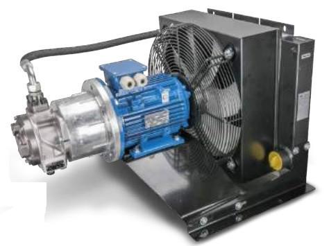 Система охолодження гідравлічна серії - АР Appiah Hydraulics