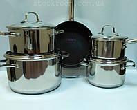 Набор посуды MPM MGK-07  для всех типов плит