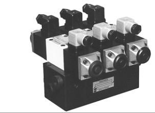 Гидравлический блок DU6 типа ULTRA6 - Гидролидер Гидравлика - Установка гидравлического оборудования, комплекты гидравлики в Киеве