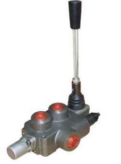Гидрораспределитель моноблочный (40л/мин) 1 секция Appiah Hydraulics