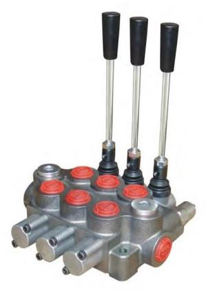 Гідророзподільник 3 секції ( 80л/хв) Appiah Hydraulics