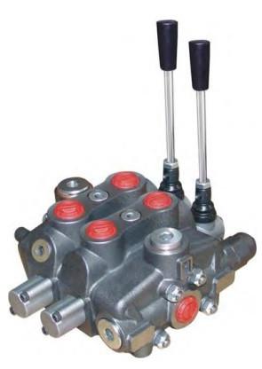 Секционный распределитель 2 секции (150л/мин) Appiah Hydraulics