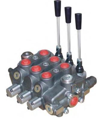 Секционный распределитель 3 секции (150л/мин) Appiah Hydraulics