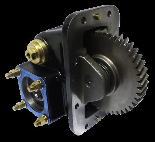 Коробка відбору потужності АКР.1 Appiah Hydraulics