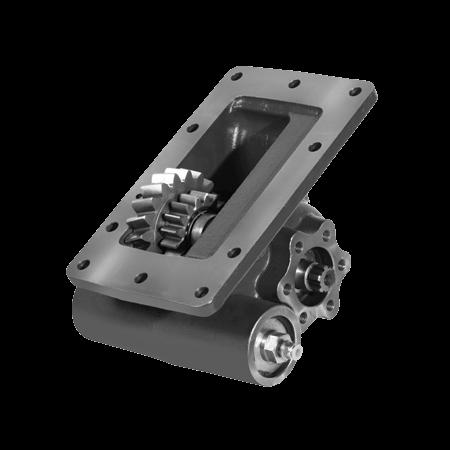 Коробка відбору потужності HN.01 Appiah Hydraulics